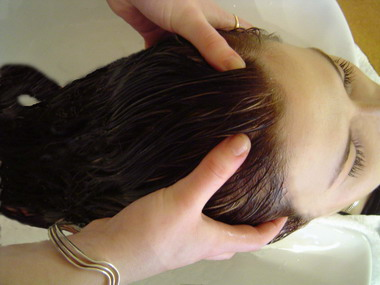 how to give an amazing scalp massage